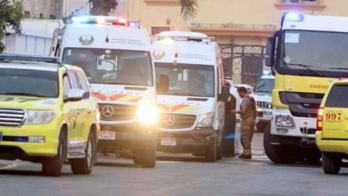 دبئی: 2016میں 49بچے ایمبولینسوں ..
