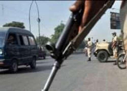کراچی: فائرنگ سے 1 ہلا ک،مختلف ..