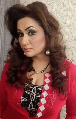 صائمہ خان اور اداکارہ نر گس کے ..