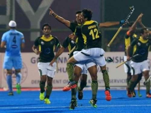 بھارت نے باہمی لیگ ہاکی میچز ..