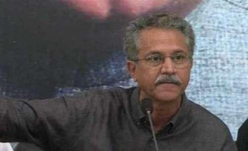 مئیر کراچی وسیم اختر نے جیل میں ..