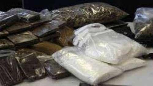 پولیس کی کارروائی ،منشیات سعودی ..