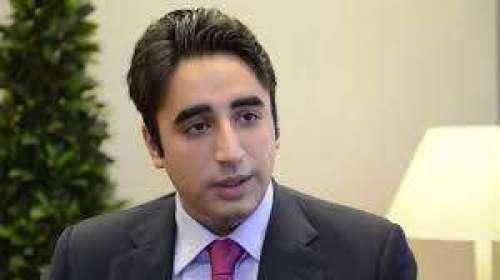 پاکستان پیپلزپارٹی کے چیئرمین ..