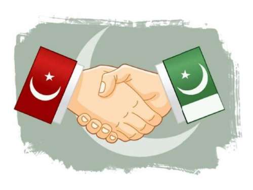 پاکستان اور ترکی کے صدور کے درمیان ..