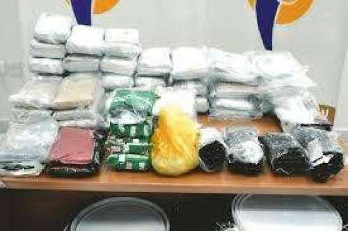 عمان:ایشیائی شہری منشیات سمگلنگ ..