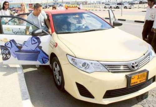 دبئی:دسمبر سے ٹیکسیوں میں مفت ..