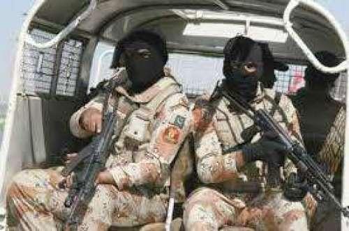 کراچی،پولیس مقابلے میں سیکورٹی ..