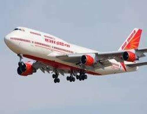 ائیر انڈیا کی پرواز میں مسافروں ..