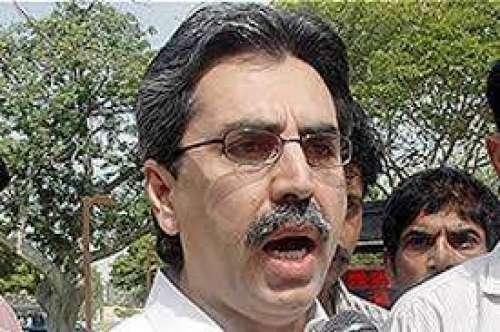 رینجرز کی متحدہ رہنما عامر خان ..