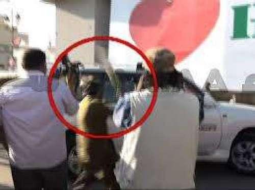 کراچی،عزیز آباد میں کشیدگی، ..