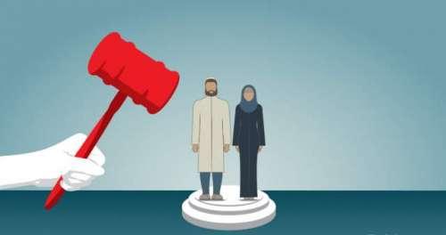 بھارت کے شہربھوپال میں طلاق ..