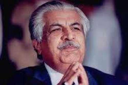 پاکستان کے سابق نگراں وزیر اعظم ..