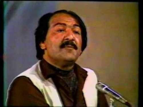 پشتوکے معروف گلوکارخیال محمد ..