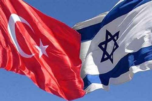 ترکی اور اسرائیل نے تل ابیب اور ..