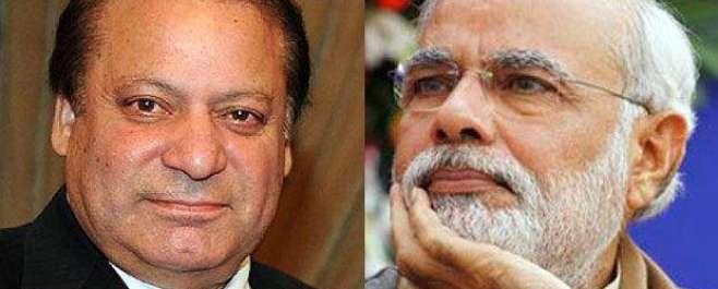 وزیر اعظم نواز شریف کا بھارتی ہم منصب سے ٹیلی فونک رابطہ