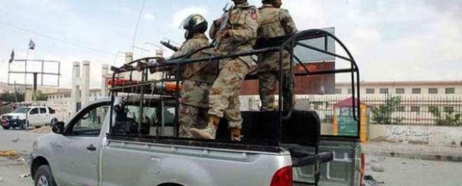 کوئٹہ میں 2 پولیس اہلکاروں کے قتل پر ایف سی اورپولیس کا سرچ آپریشن ' ..