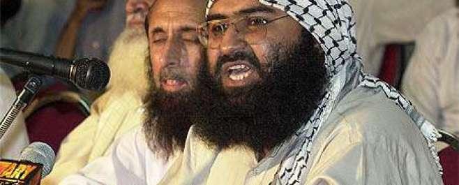 جیش محمد کے مولانا مسعود اظہر کو پٹھان کوٹ ائیربیس حملے کے شبہ میں گرفتار ..