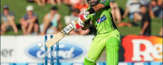 پہلا ٹی ٹونٹی ، نیوزی لینڈ کا پاکستان کے خلاف ٹاس جیت کر پہلے فیلڈنگ ..