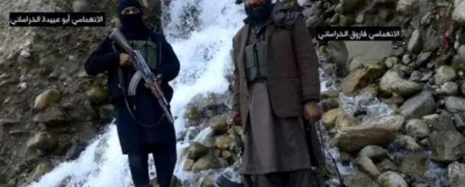 داعش نے جلال آباد میں پاکستانی قونصل خانے پرحملہ کرنے والے 2خودکش بمباروں ..