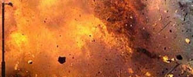 پشاور ،کارخانو مارکیٹ میں خاصہ دار چیک پوسٹ کے قریب خودکش دھما کہ،10افراد ..