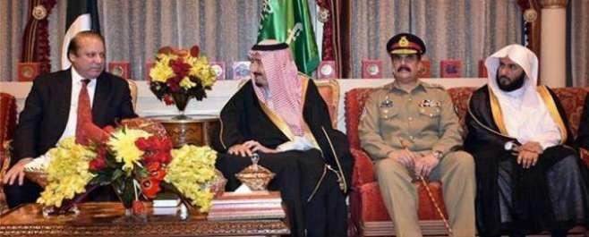 پاکستان اور ایران کا سعودی عرب ایران تنازعے کے حل کیلئے فوکل پرسن مقرر ..