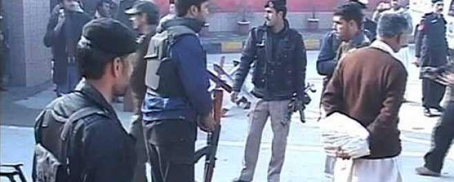 چار سدہ ' باچا خان یونیورسٹی میں دہشتگردوں کا حملہ ' فائرنگ اور دھماکوں ..