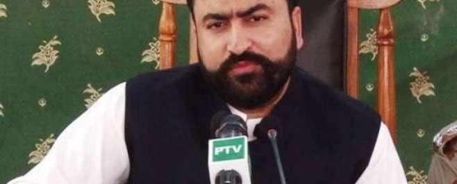 وزیر داخلہ بلوچستان سرفراز بگٹی پر ڈیرہ بگٹی میں حملہ