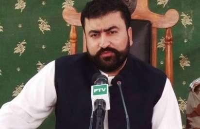 وزیر داخلہ بلوچستان سرفراز بگٹی پر ڈیرہ بگٹی ..