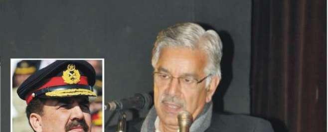 آرمی چیف کی مدت ملازمت میں توسیع کی کوئی فائل وزیراعظم ہاوس نہیں بھیجی: ..
