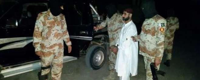 کراچی: عدالت نے عزیر بلوچ کو 90 روز کے لیے رینجرز کی تحویل میں دے دیا