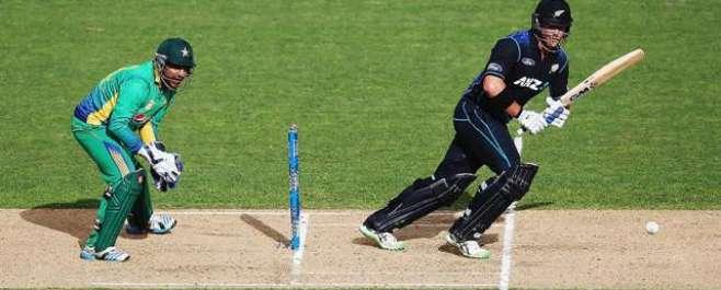 تیسرا ون ڈے ، نیوزی لینڈ نے پاکستان کو 3وکٹوں سے ہرا کر سیریز جیت لی