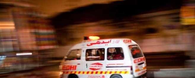 ٹھٹھہ کے قریب ماہی گیروں کی بستی میں آگ لگنے سے 10 افراد جاں بحق،4زخمی