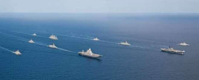 بھارتی بحریہ کی سمندری حدود کی خلاف ورزی ' پاکستانی علاقے میں داخل ..