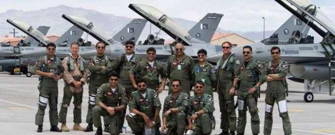 امریکہ نے پاکستان کو 8 ایف 16 طیارے فروخت کرنے کی منظوری دیدی' امریکی ..