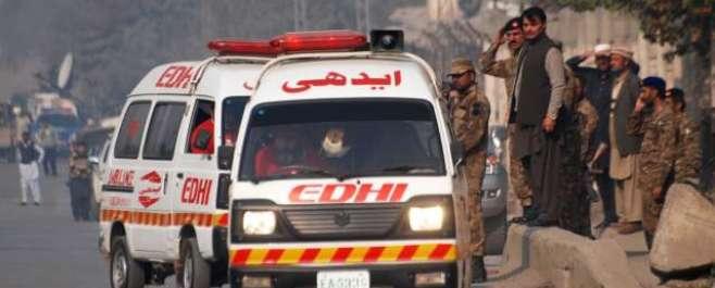 ٹنڈو جام : ٹرین کی ٹکر سے ٹرک میں سوار 8 افراد جاں بحق، 6 زخمی