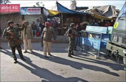 پاکستان نے پٹھان کوٹ حملے کا مقدمہ درج کرنے کا ..