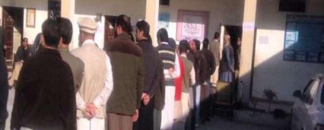 خیبر پختونخوا کے 23 اضلاع میں بلدیاتی انتخابات کیلئے پولنگ جاری، علاقے ..