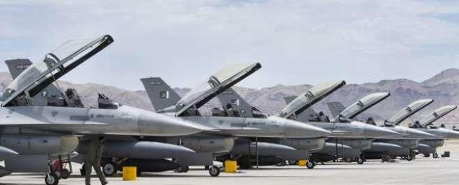 پاکستان کو ایف 16طیاروں کی فراہمی کیخلاف بل مسترد ہونے کا امکان