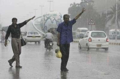 بلوچستان اور خیبرپختونخوا میں طوفانی بارش سے ..
