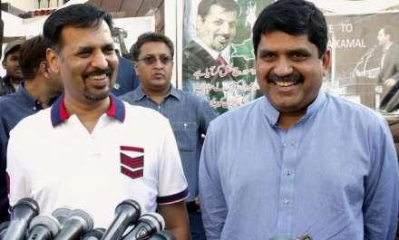 سابق سٹی ناظم کراچی مصطفٰی کمال کا اپریل کے دوسرے ..