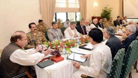 وزیراعظم کی زیرصدارت اعلی سطحی اجلاس 'ملک سے ..