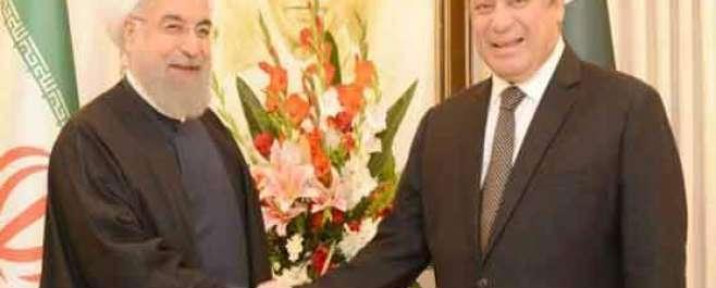 پاکستان اور ایران کے برادرانہ تعلقات کو شراکت داری میں تبدیل کرنیکی ..