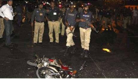لاہور کے گلشن اقبال پارک میں دھماکہ، 55 افراد ..