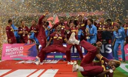 ویسٹ انڈیز دوسری بار ورلڈ ٹی 20 کا چیمپئن بن گیا،فیصلہ ..