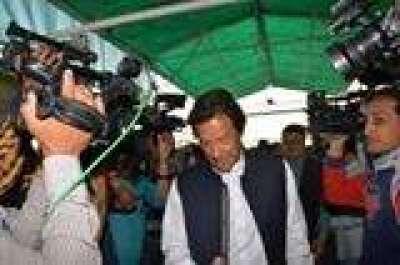 عمران خان کاپانامہ لیکس پر چیف جسٹس کی سربراہی ..