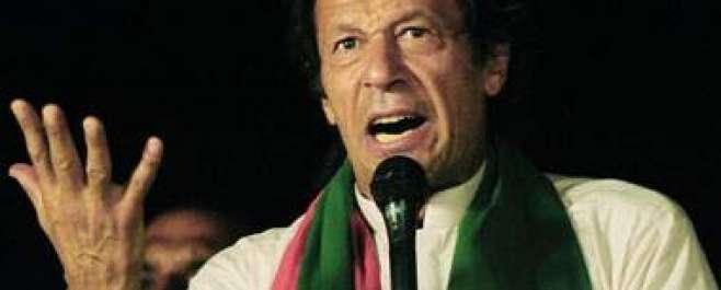 اسلام آباد: پی ٹی آئی چئیر مین عمران خان اتوار کی شام کو قوم سے خطاب ..