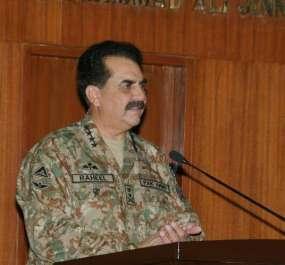 آرمی چیف کی زیر صدارت کراچی میں سیکیورٹی سے متعلق ..