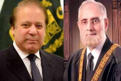 چیف جسٹس آ ف پاکستان کا کا جوابی خط وزیر اعظم ..
