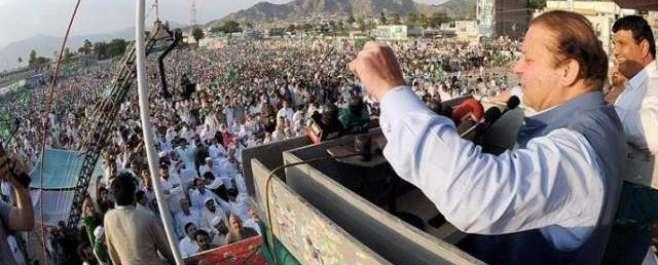نئے پاکستان کا دعویٰ کرنے والوں کے پاس انتخابات 2018 ء میں خیبر پختونخوا ..