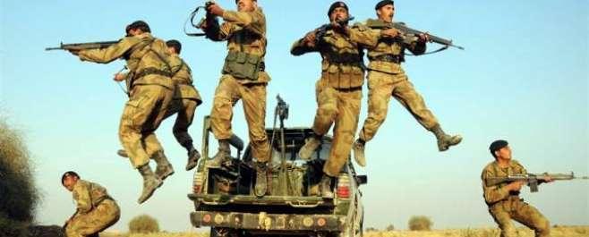 پاک فوج نے آپریشن ضرب عضب کے نتیجے میں شوال کو عسکریت پسندوں سے پاک ..